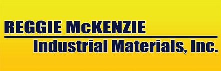 reggie mckenzie industrial materials logo